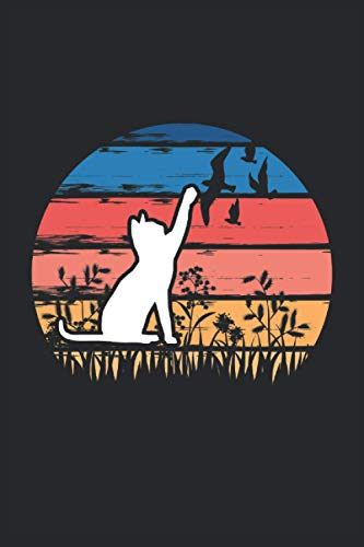 Notizbuch : Katze, Kätzchen, Miezekatze, Kitten,: 120 Seiten liniert - Notizbuch, Skizzenbuch, Tagebuch, To Do Liste, Zeichenbuch, zum planen, organisieren und notieren.