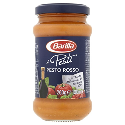 Barilla Pesto Rosso Gr.200 - [pacco da 6]