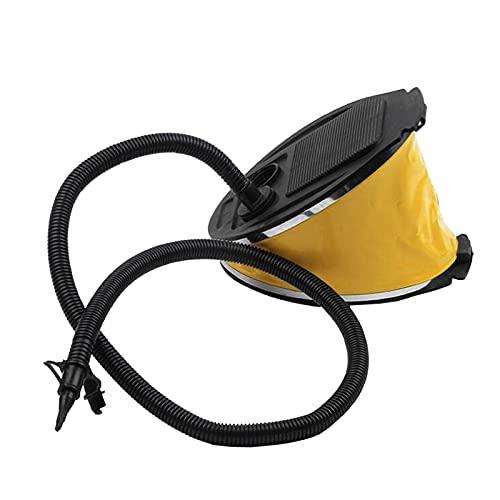 Pompa d'Aria A Pedal 3 Litri Pompa A Piede Pompa per Bici con Cilindro da Pompa da Bicicletta Portatile Risparmio Energetico Protezione Ambientale per Bicicletta Pneumatici Auto Piscina Gonfiabile