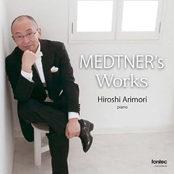 Medtner's Works