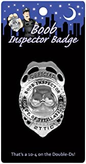 Kheper Games, Boob Inspector Badge