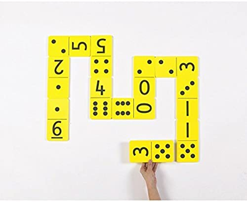 Jumbo Dominoes (set of 28) by S&S Worldlarge