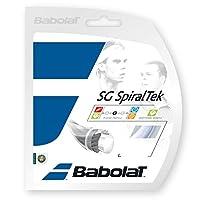 Babolat(バボラ) SGスパイラルテック ホワイト 125 BA241124