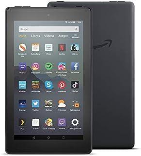 comprar comparacion Tablet Fire 7, pantalla de 7'', 16 GB (Negro) - Sin ofertas especiales