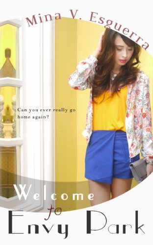 Welcome to Envy Park (Chic Manila Book 6) (English Edition)