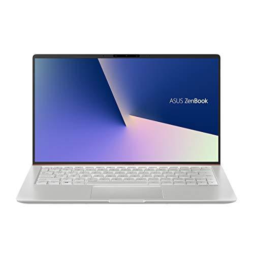 """ASUS ZenBook 13 UX333FA-A3283 - Portátil de 13.3"""" FullHD (Intel Core i7-8565U, 8GB RAM, 512GB SSD, Sin sistema operativo) Metal Plata - Teclado QWERTY Español"""