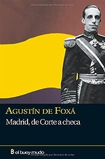 Madrid, de Corte a checa (Narrativa) (Spanish Edition)