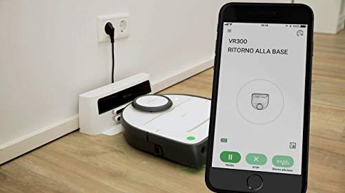 Vorwerk Robot aspirador Folletto VR300 nuevo embalado.