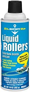 MaryKate Liquid Rollers Trailer Bunk Board Lubricant, Model: MK6810, Spoorting Goods Shop