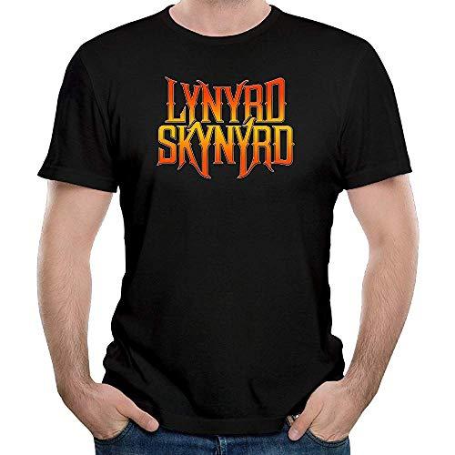 Men's Lynyrd Skynyrd Plane Crash Simple Man Short Sleeve T-Shirt S