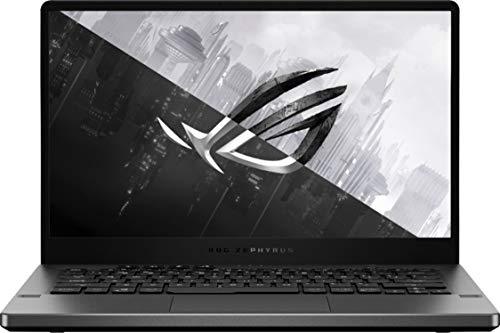 "2020 ASUS ROG Zephyrus G14 14"" VR Ready FHD Gaming Laptop,8 cores AMD Ryzen 7 4800HS(Upto 4.2 GHzBeat i7-10750H),Backlight,HDMI,USB C,NVIDIA GeForce GTX 1650,Gray,Win 10 (16GB RAM|1TB PCIe SSD)"