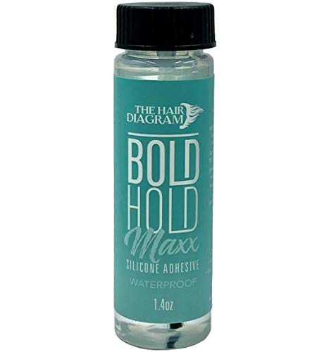 Bold Hold Maxx Silicone Adhesive 1.4 oz