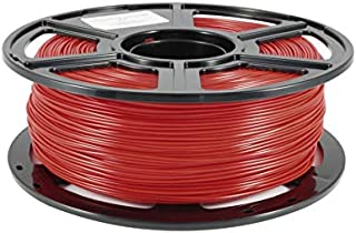 Flashforge Red PETG filament 1 Kg by WOL 3D