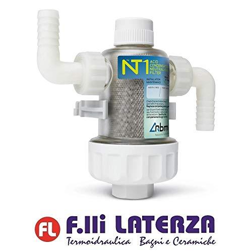 Rbm 4CSJCS02 Filtro para caldera condensación para neutralizar acidez condensación