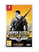 Sniper Elite 3 Ultimate Edition 輸入版 Nintendo switch