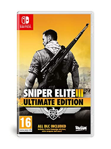 Sniper Elite 3 - Ultimate Edition NSW [