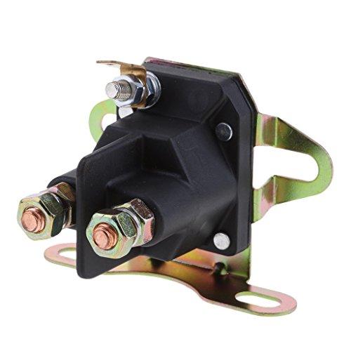 Tubayia Universal Rasenmäher Starter Anlasser Magnetschalter Magnetventil für Briggs & Stratton