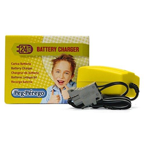 Peg Perego Set batterijlader, 24 V, 1 A