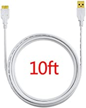 Getwow Samsung Galaxy S5 / Note 3 Ultra Long 3M / 10-Foot Superspeed USB 3.0 Charge and Data Sync Cable (2-Pack 10ft / 3m)