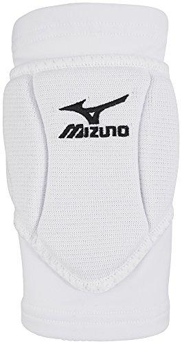 Mizuno Ventus–Rodillera de Voleibol, Color Blanco