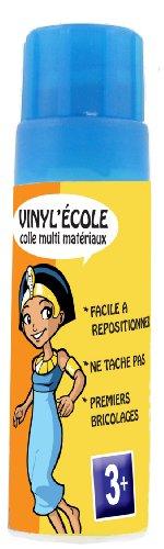 Cléopâtre - VI25X - Vinyl'Ecole - Cola vinílica con una contera biberón...