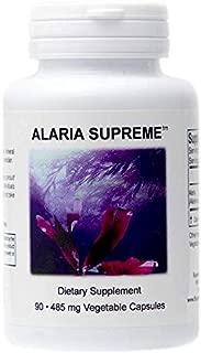 Supreme Nutrition Alaria Supreme - 90 Veggie 485 Mg Capsules Esculenta Caps