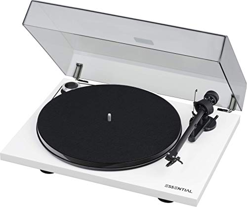 Pro-Ject Essential 3 | Bianco