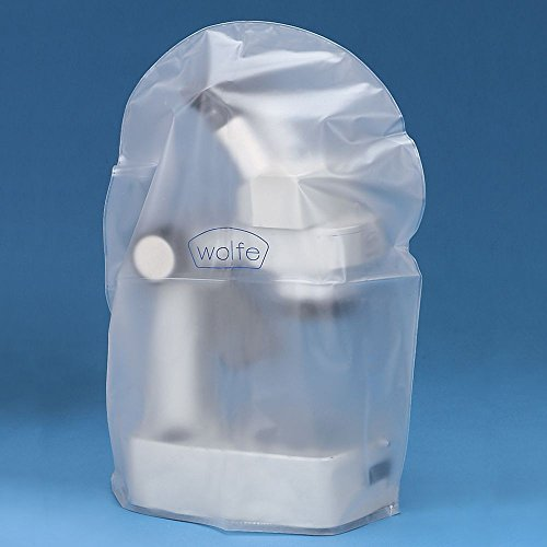 Wolfe Microscope Dust Cover Large 20 W x 25 in H