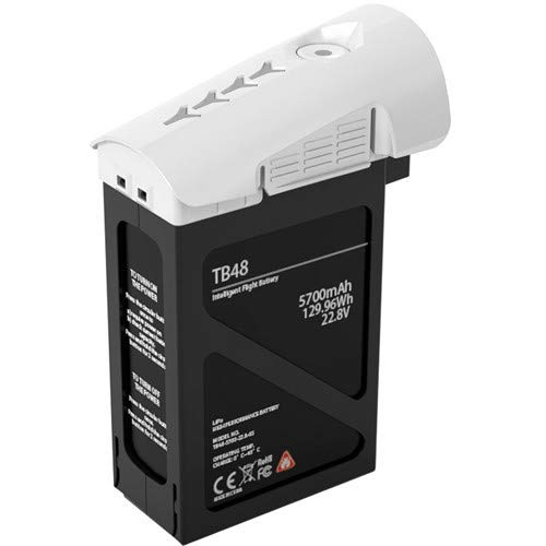 DJI TB48 Battery 5700mAh Intelligent Flight Battery for DJI Inspire 1 -OEM