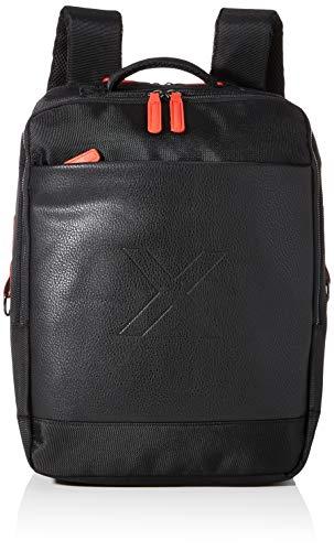 Munich Backpack City, Mochila Unisex Adultos, Negro (Black), 30x12x40 cm (W x H x L)
