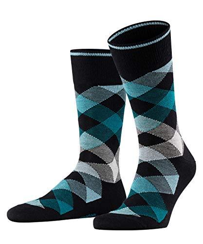 Burlington Herren Newcastle M SO Socken, Schwarz (Black 3001), 40-46 (UK 6.5-11 Ι US 7.5-12) (1 Paar)