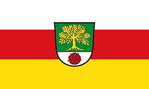 Unbekannt magFlags Tisch-Fahne/Tisch-Flagge: Aschau a.Inn 15x25cm inkl. Tisch-Ständer