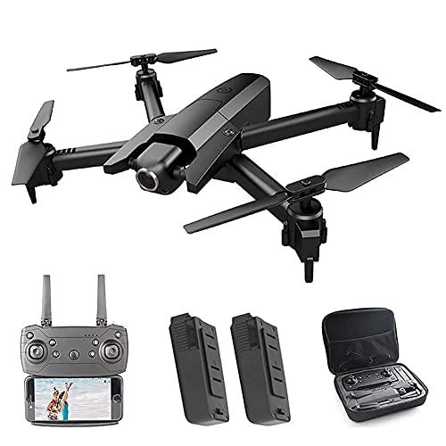 Drone Con Fotocamera Drone Gps Con Fotocamera 4K Per Adulti, Motore Senza Spazzole 5G Wifi Drone Video In Diretta Fpv, Quadricottero Rc Con Ritorno Automatico A Casa, Seguimi, Waypoint, Volo In Cerch
