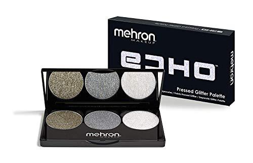 Mehron ECHO Pressée Glitter Palette