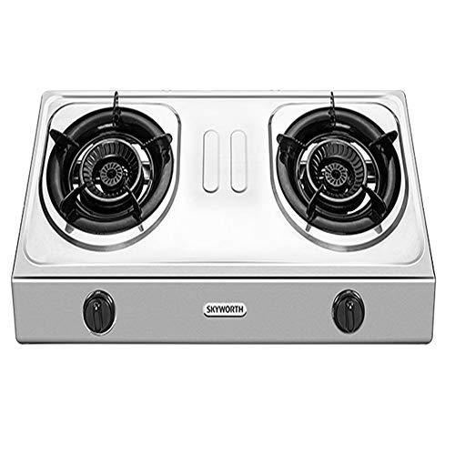 table de cuisson à gaz cuisinière à gaz Camping cuisinière à gaz Portable léger cuiseur à brûleur Unique pour extérieur et intérieur