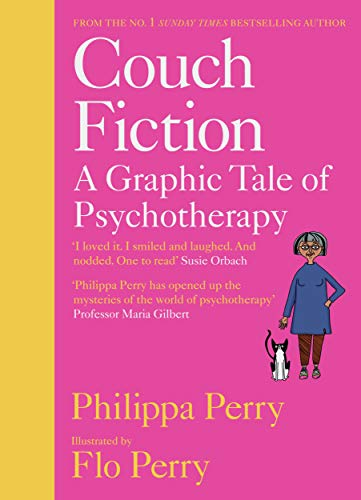 COUCH FICTION: A Graphic Tale of Psychotherapy (English Edition)