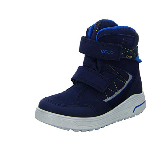 ECCO Unisex-Kinder URBAN Snowboarder Klassische Stiefel, Blau (Night Sky/Night Sky 50769), 35 EU