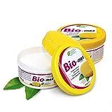 Bio-mex Pasta limpiadora Multiusos 100% Natural, Biodegradable. Esponjsa incluida (2 Bio-mex 300gr)