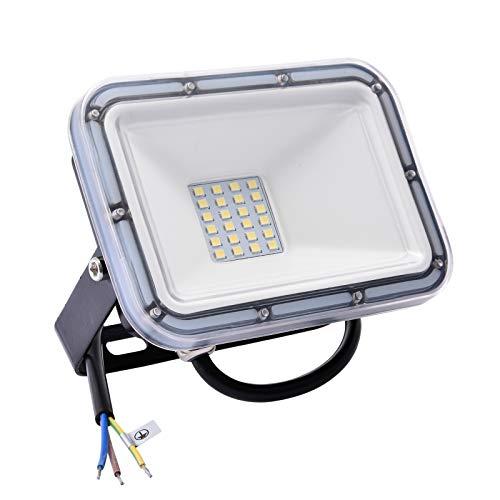 Focos LED Exterior 20W 1600lm Floodlight Foco Proyector LED IP67...