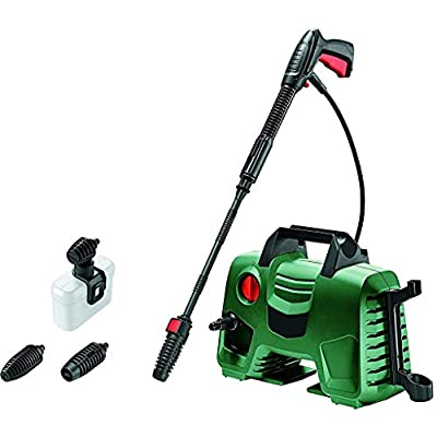 ZLSANVD 120 Bar High Pressure Washer,High-pressure Car Washer Sharp Tool Household Portable Power Water Gun Water Pump Pool Electric Tool,Compact and Portable by BDCKFLV