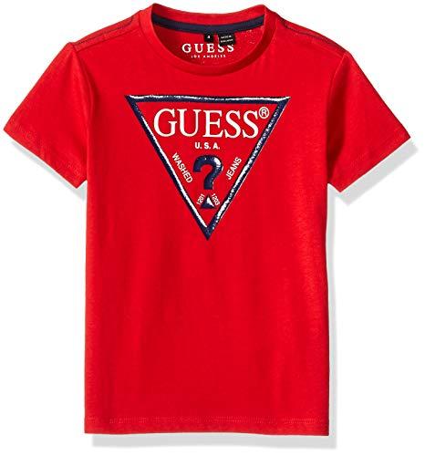 Guess T-Shirt Bimbo Art L73I55K5M20-RHT Colore Foto Misura A Scelta Foto 10