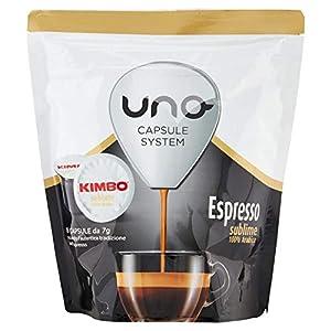 Kimbo Capsula Uno Espresso Sublime - 1 Astuccio da 16 Capsule