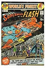 World's Finest #198 Superman and Flash Race #3 (Comic)