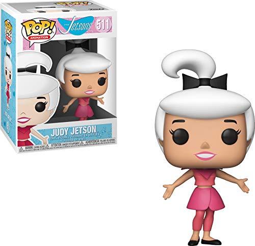 Funko 35526 POP Vinyl: Animation: Hanna Barbera: Jetsons: Judy, Multi