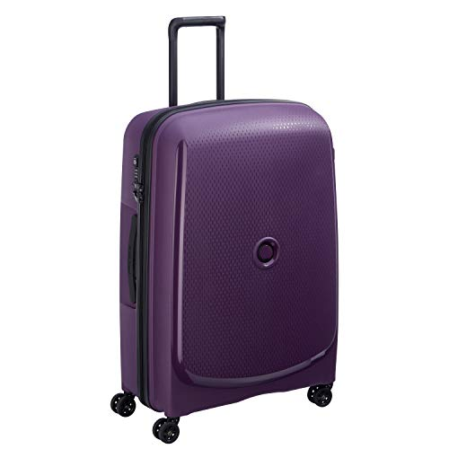 Delsey Paris - Belmont Plus - Valise Trolley Rigide - 4 Doub