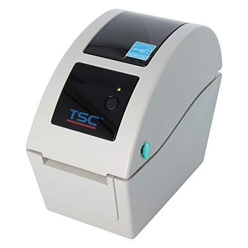 TSC TDP-225 Drucker mit Abreißkante - 203 dpi - Thermodirekt - 54 mm max. Druckbreite, LAN, seriell, USB Schnittstellen