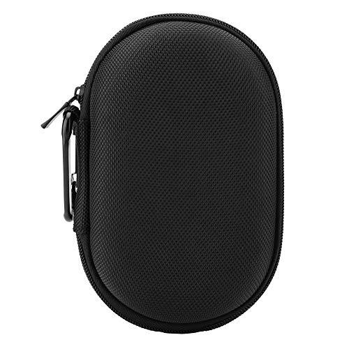 Yeelur Bolsa de Malla incorporada, Funda Protectora de Nailon para Altavoz Bluetooth portátil, Bolsa para Altavoz Bluetooth, Altavoz Bluetooth Protector para Altavoz Bluetooth Beoplay P2