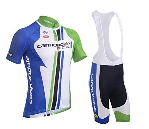 Cycling Shirts Men Biking Jersey Team Bike Short Sleeves Bicycle Clothing (X-Large,M)