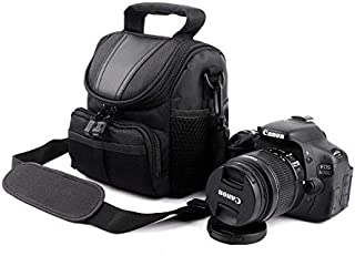 Panasonic Lumix DMC-G6KK Digital Camera External Microphone XM-AD2 Dual Channel XLR-Mini Audio Adapter for DSLR/'s with SDC-26 Case Camcorders and Pro Video Cameras