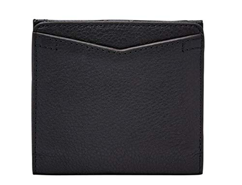 Fossil Geldbörse RFID CAROLINE Mini Schwarz SL7351-001 Damen Portemonnaies Leder
